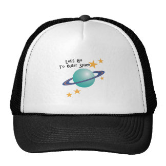 To Outer Space Hats