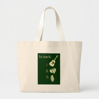 To Pack Large Tote Bag