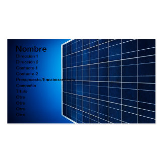 TO PAVE ENERGY BUSINESS CARD TEMPLATES