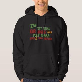 To Play Chess Sweatshirt