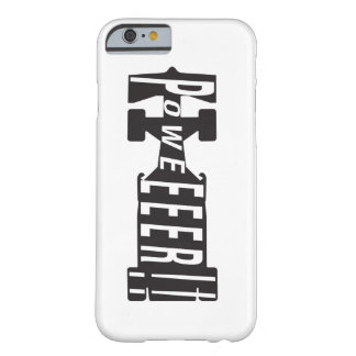 to power! barely there iPhone 6 case