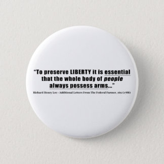 To preserve liberty Quote by Richard Henry Lee Button