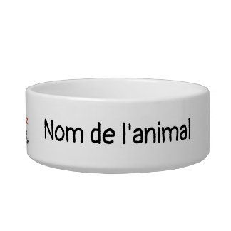 To print your designs in French line DIY Bowl