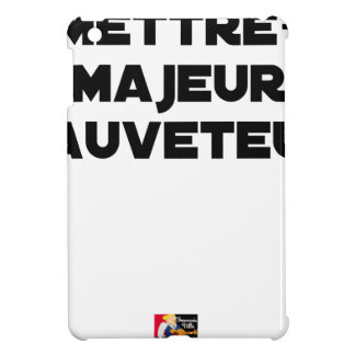 TO PUT MAJOR RESCUER - Word games Case For The iPad Mini