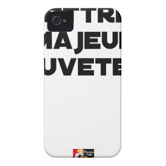 TO PUT MAJOR RESCUER - Word games Case-Mate iPhone 4 Case
