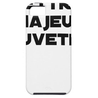 TO PUT MAJOR RESCUER - Word games iPhone SE/5/5s Case