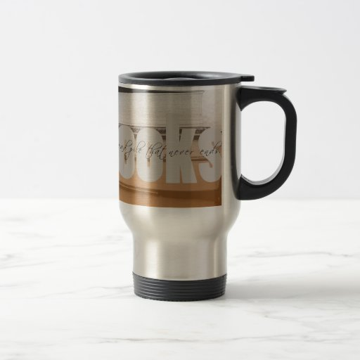 To-Read Pile Coffee Mug