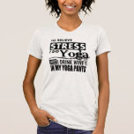 To Relieve Stress i Do Yoga Tees