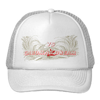 to rook course trucker hat