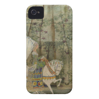 To see a fine lady upon a white horse Case-Mate iPhone 4 case