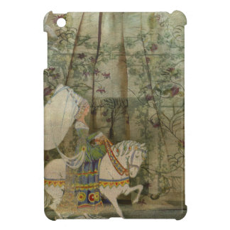 To see a fine lady upon a white horse iPad mini cover