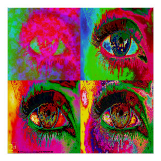 To See Eye Poster