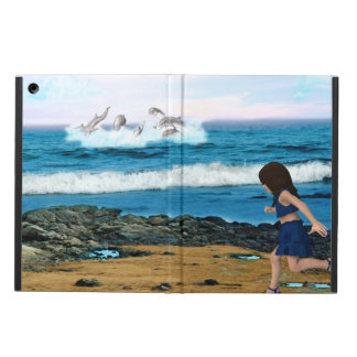 To See the Dolphins iPad Air Cover