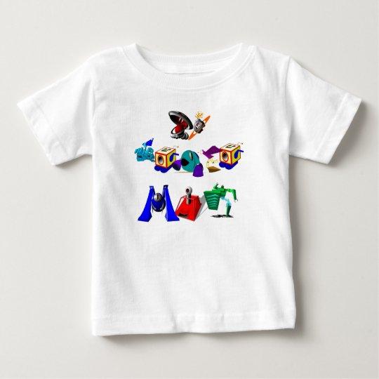 To Serve Man Baby T-Shirt