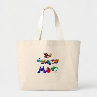 To Serve Man Canvas Bag