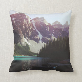 To sleep in more the landscape pillow