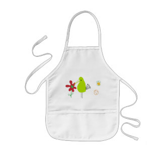 to smell aprons