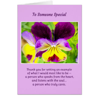 To Someone Special... Greeting Cards