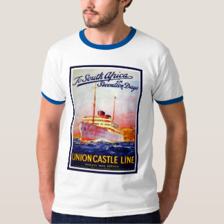 To South Africa in 17 Days T-Shirt