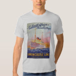To South Africa in Seventeen Days T-Shirt