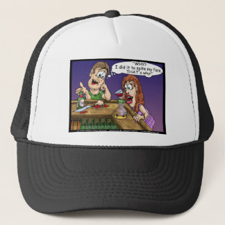 To Spit Ur Face Funny Gifts Tees  & Collectibles Trucker Hat