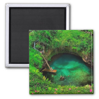 To Sua Ocean Trench.jpg Magnet