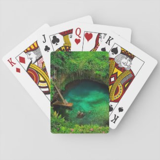 To Sua Ocean Trench.jpg Playing Cards