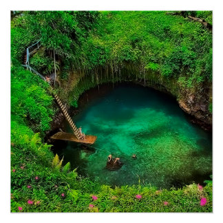 To Sua Ocean Trench.jpg Poster