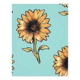 to sunflower letterhead