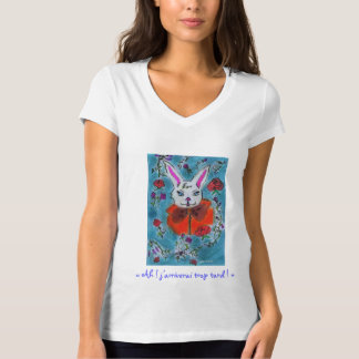 to t-shir Alice with the countries of the wonders T-Shirt