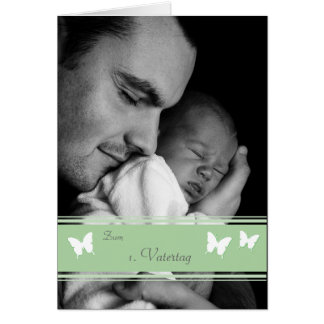 To the 1st Father's Day Card