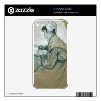'To the author of St. Lazare, 1886-89', possible s Skins For The iPhone 4