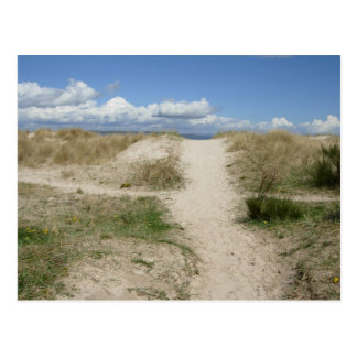 To the Beach at Nairn Postcard
