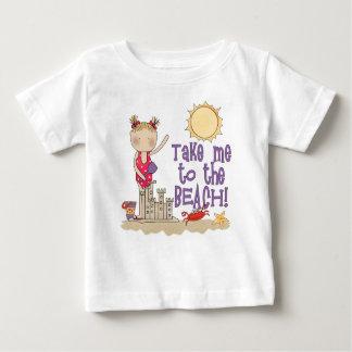 To the Beach (Girl) Shirt
