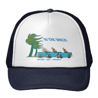 To The Beach! Trucker Hat