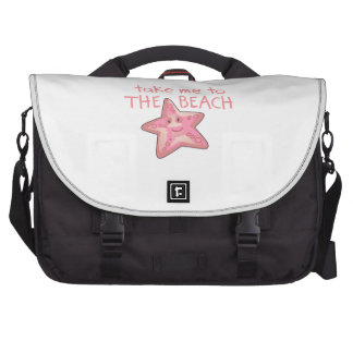 TO THE BEACH BAG FOR LAPTOP