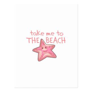 TO THE BEACH POSTCARD