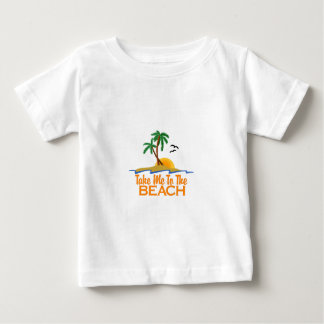 To The Beach T Shirt