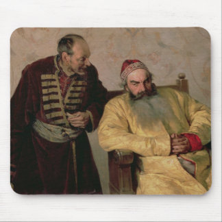 To the Boyar with a Denunciation, 1904 Mouse Pad