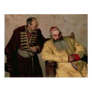 To the Boyar with a Denunciation, 1904 Postcard
