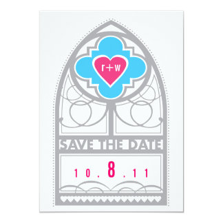 To the Chapel Save the Date Card
