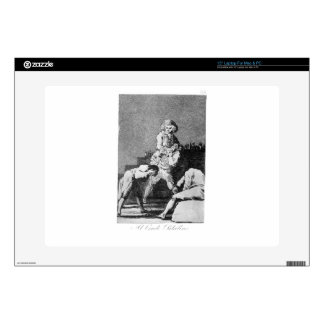 To the Count Palatine by Francisco Goya Laptop Decals