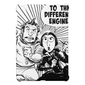 To The Difference Engine Panel iPad Mini Cover