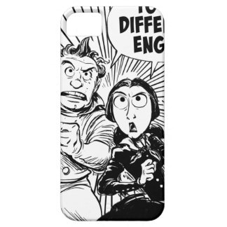 To The Difference Engine Panel iPhone SE/5/5s Case
