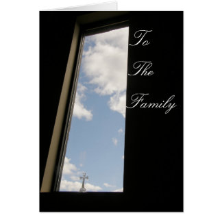 To The Family Card