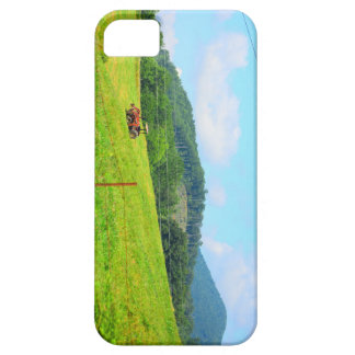 To The Farm I Will Return iPhone SE/5/5s Case
