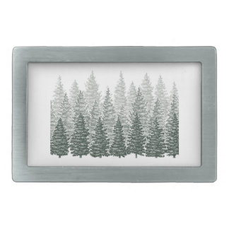 TO THE FOREST BELT BUCKLES