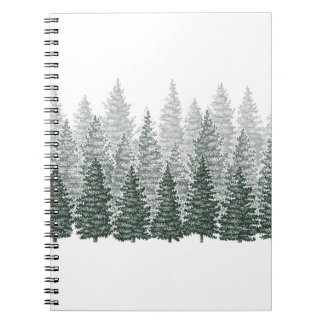 TO THE FOREST SPIRAL NOTEBOOKS