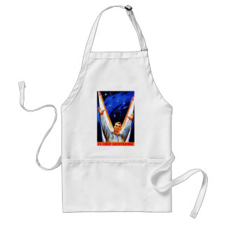 To The Glory of Communism Adult Apron