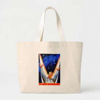 To The Glory of Communism Canvas Bag